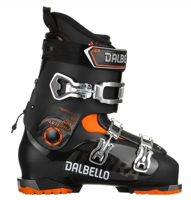Горнолыжные ботинки Dalbello Pantera 80 28,5 Black-Orange