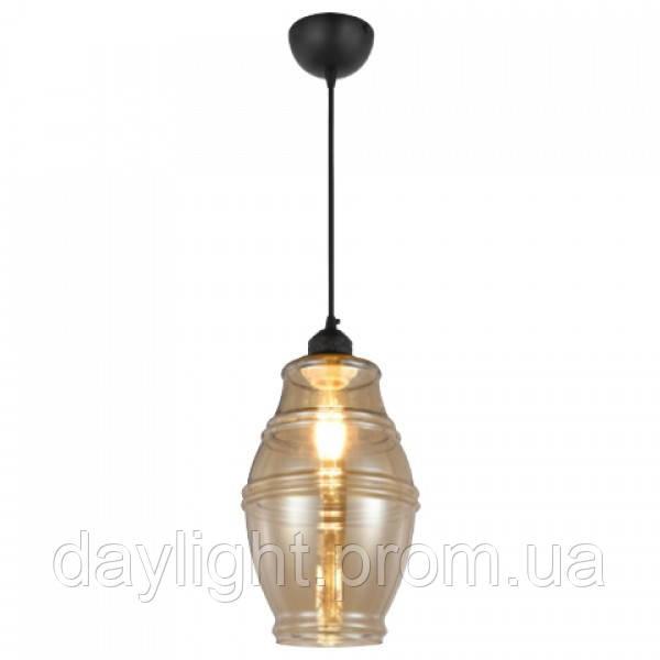 Светильник подвесной ELEMENT-1 янтарный