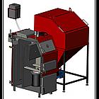 Твердотопливный котел 32 кВт РЕТРА-4М, котел длительного горения с бункером, фото 3
