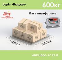 Весы платформенные складские 4BDU600-1012-Б