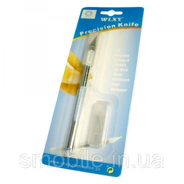 Оборудование Скальпель WLXY-9308 (ручка + 6 лезвий)