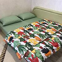 Комплект качественного постельного белья семейка