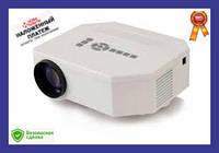 Проектор PRO-UC30 W8, Портативный мультимедийный LED проектор Full HD