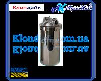 AquaKut Фильтр колба нержавеющая сталь Вig Вlue (10*4) 1'