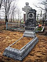 Ритуальный памятник  (высококачественный бетон)
