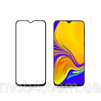 Захисне скло для Samsung Galaxy (Самсунг) A40s (На весь екран)