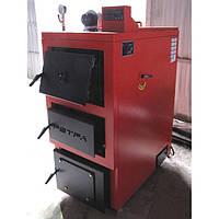 Твердотопливный котел 32 кВт РЕТРА-4М, котел длительного горения с бункером