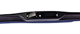 Дворники гибридные щетки стеклоочистителя HONDA Accord 7 02.03 - 06.08  650+400 mm G-26/16, фото 4