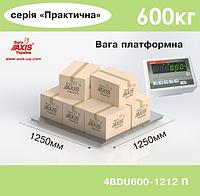 Весы платформенные складские 4BDU600-1212-П