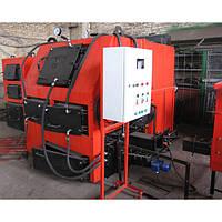 Котел на твердом топливе 800 кВт РЕТРА-4М, промышленный твердотоп