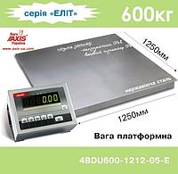 Весы платформенные складские 4BDU600-1212-Е