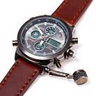 Мужские Наручные армейские часы AMST, кварцевые наручные мужские часы АМСТ, фото 7