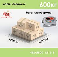Весы платформенные складские 4BDU600-1215-Б