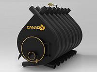 Печь дровяная для дома и дачи, отопительная, длительного горения, булерьян «Canada» classic «О6»