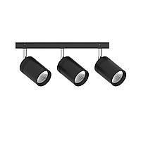 Трековый светильник Ultralight TRL112 3x10W черный