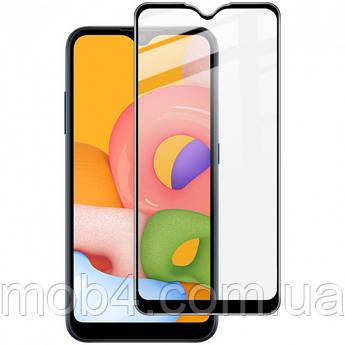 Захисне скло для Samsung Galaxy (Самсунг) A01 (На весь екран)