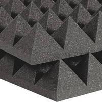 Пирамида, акустический поролон 1000*1000*70 мм