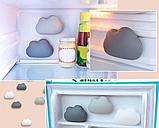 Поглотитель запаха для холодильника с древесным углем на присосках 8 см*11 см, фото 7
