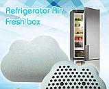 Поглотитель запаха для холодильника с древесным углем на присосках 8 см*11 см, фото 8