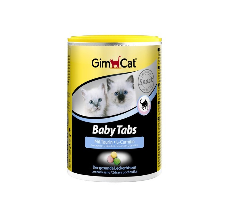 Витамины BABY-TABS для укрепления иммунитета и здорового развития котят, 85г/240 шт