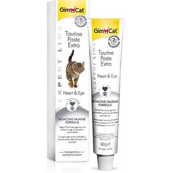 Паста Expert Line Taurine Extra для сердца и зрения для котов, 50 г