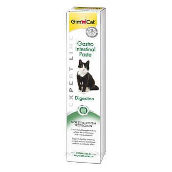 Паста Expert Line Gastro Intestinal для улучшения пищеварения для котов, 50 г