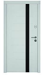 """Вхідні двері """"Портала"""" (серія Тріо) ― модель Глазго 6 (Три контури)"""