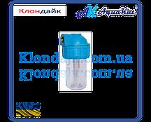AquaKut Mignon фильтр колба для котла 3P 5' 1/2' угловой (с дозатором) HD