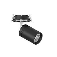 Світильник трековий Ultralight TRL120 10W + 3W чорний