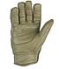 Перчатки армейские  тактические кожаные TACTICAL GLOVES LEDER COYOTE койот   Mil-tec  Германия, фото 2