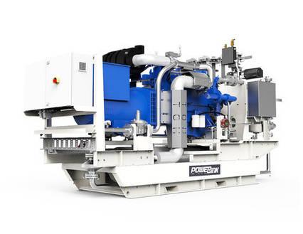 (Мини-ТЭЦ) PowerLink GXC150-NG, фото 2