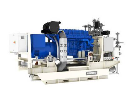 (Мини-ТЭЦ) PowerLink GXC250-NG, фото 2