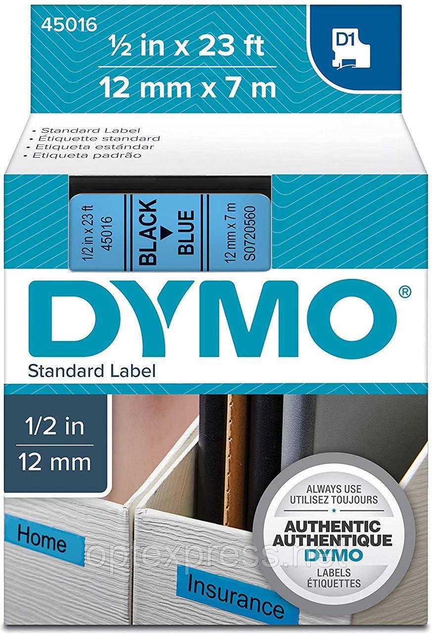 Картридж  S0720560 с пластиковой лентой системы D1 для  термопринтеров DYMO 12 мм х 7 м
