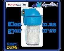 AquaKut Mignon фильтр колба для котла 3P 5' 1/2' угловой (с полифосфатом) HD