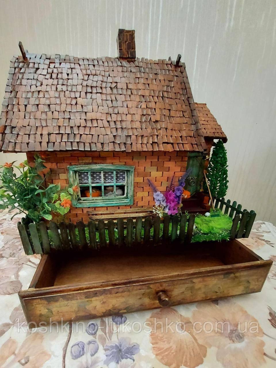 Румбокс,    ляльковий будинок  « Завітай на варенички»