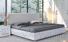 Ліжко Фемелі 1600х2000+вклад білий (Міромарк)
