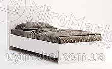 Ліжко Фемелі 900х2000 білий (Міромарк)