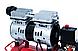 Компрессор воздушный безмасляный одноцилиндровый LEX 24 л Качество!, фото 7