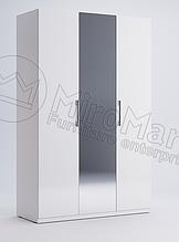Шафа Фемелі 3Д глянець білий (Міромарк)