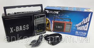 Радио GOLON RX 177 LED