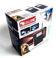 Радио приемник RADIO GOLON RX-198/199 UAR