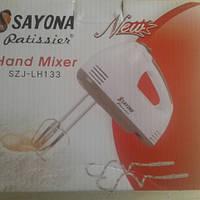 Миксер Sayona SZJ-LH133 Цветной, фото 1