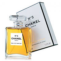 Женская парфюмированная вода Chanel N°5  (легендарный цветочно-альдегидный аромат)