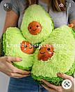 Сквиш Авокадо подушка Мягкая игрушка  Squishable  (20см, 25см, 37см) ОРИГИНАЛ 37 см, фото 3