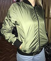 Куртка жіноча на блискавці