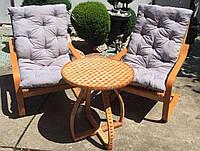 Качалки плетеные на подарок| Качалки плетеные со столом  |мебель плетеная на подарок