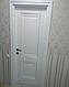 """Двері міжкімнатні новий стиль Елегант """"Імідж А ML2"""" 60,70,80,90 см з молдингом білий матовий, фото 7"""