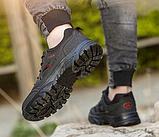 Кросівки/черевики чорні Aotl, фото 2