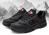 Кросівки/черевики чорні Aotl, фото 3