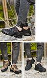 Кросівки/черевики чорні Aotl, фото 5